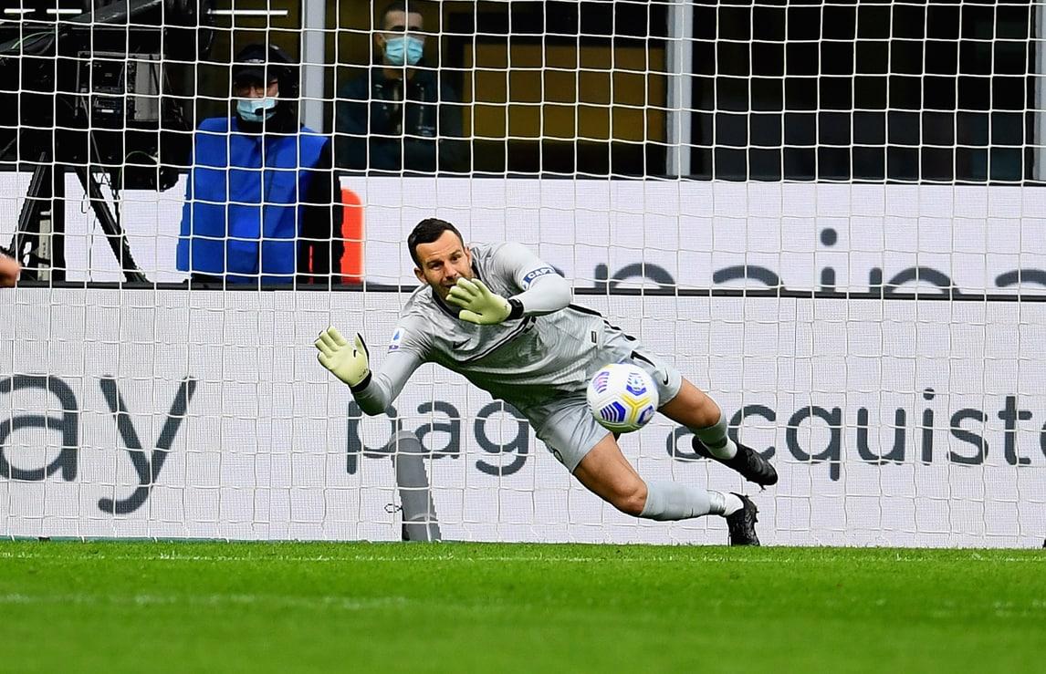 Handanovic: «I gol subiti? Non mi preoccupano»