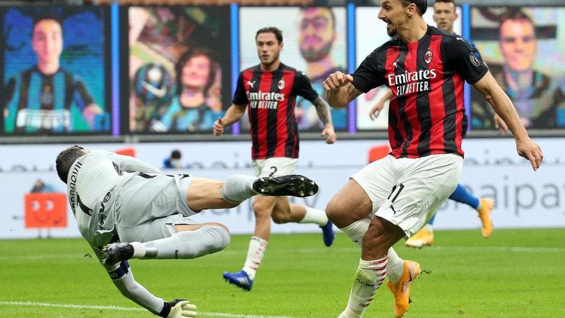 Inter-Milan 1-2, il tabellino