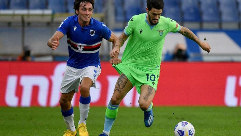 Sampdoria-Lazio 3-0, il tabellino