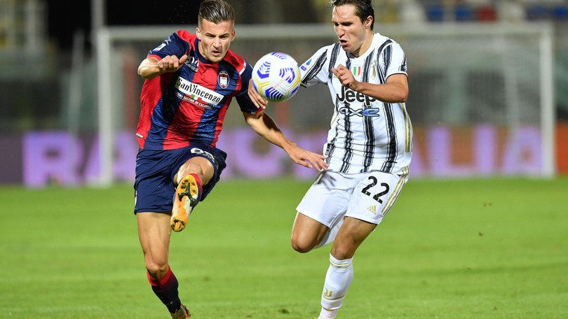 Crotone-Juventus 1-1, il tabellino - Corriere dello Sport