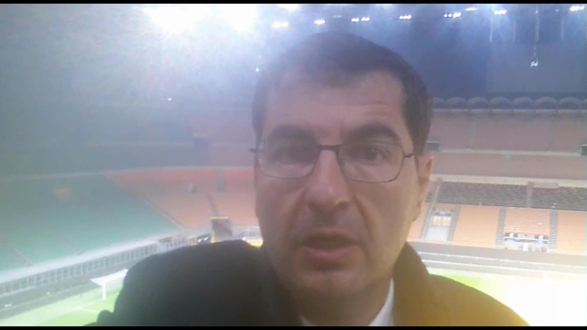 Conte, un'Inter da sistemare