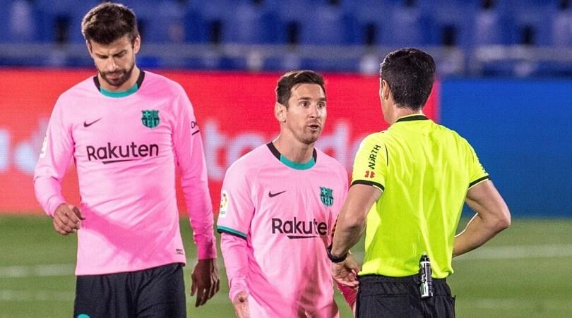 Incredibile in Spagna, perde anche il Barcellona!
