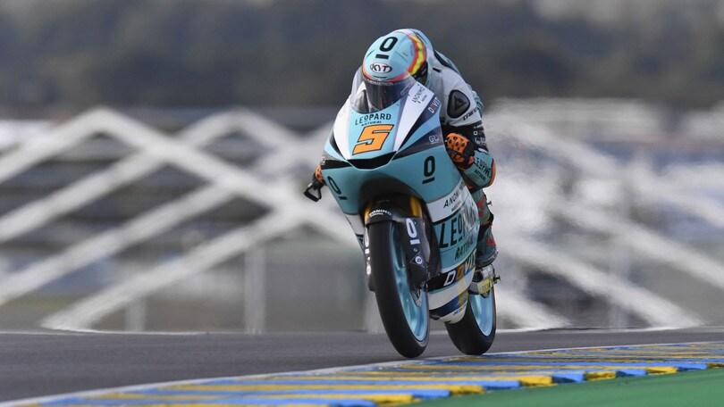 Gp Aragon: Masia trionfa in Moto3, quarto Fenati