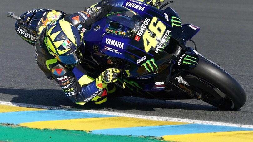 """MotoGP, Valentino Rossi: """"Dura seguire le gare da casa"""""""