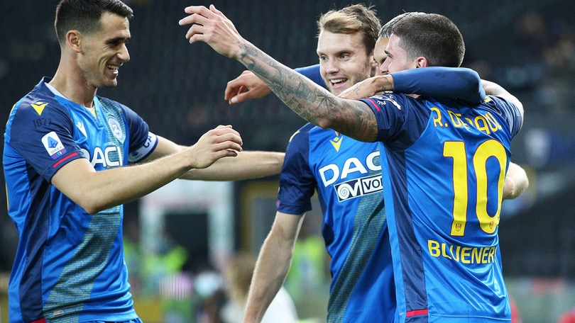 Udinese-Parma 3-2: Pussetto manda Liverani ko