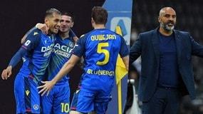 Udinese-Parma festa del gol: si sblocca Gotti, delusione Liverani