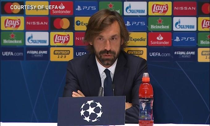 "Pirlo: ""Dybala è fondamentale"""