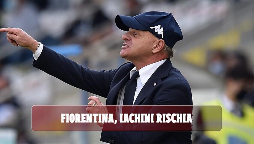 Fiorentina: Sarri o Spalletti se salta Iachini