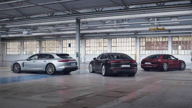 Porsche Panamera Turbo S E-Hybrid: tutte le FOTO