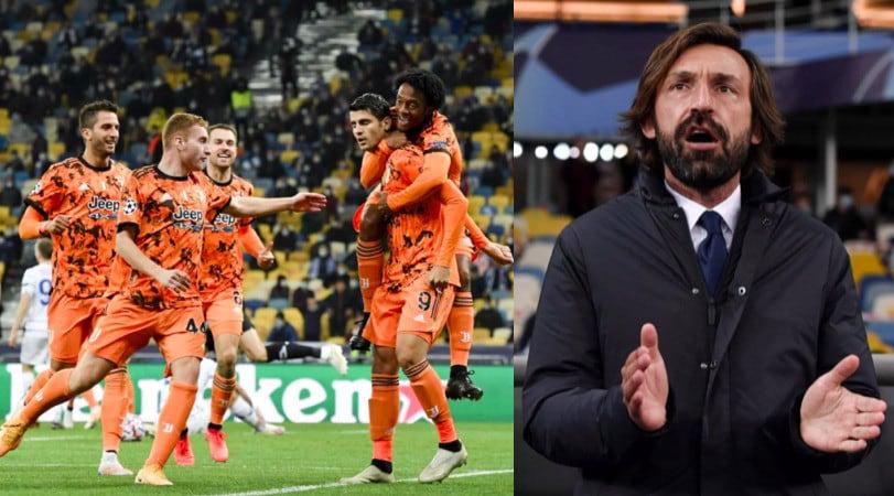 Juve, ci pensa Morata a Kiev: esordio vincente per Pirlo in Champions