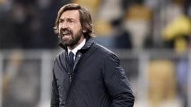 """Pirlo: """"La mia Juve all'attacco. Dybala? Non ancora al top"""""""