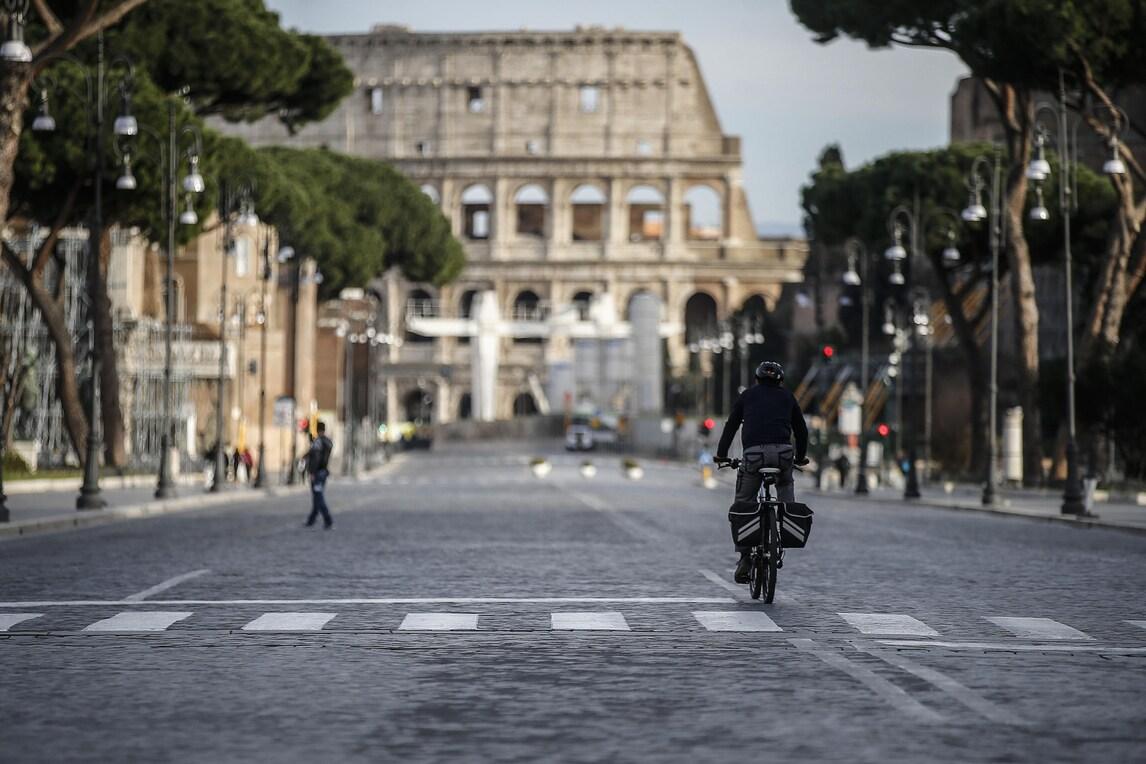 Coprifuoco Lazio Ordinanza In Arrivo Servira L Autocertificazione
