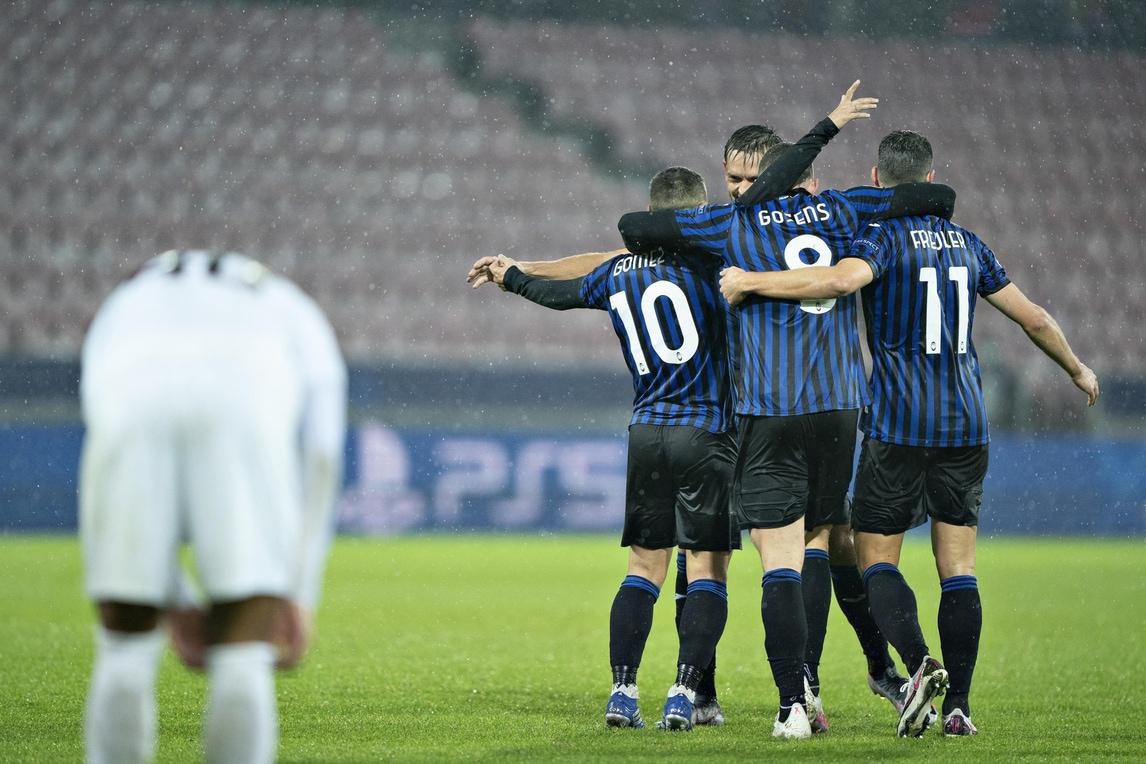 Midtjylland-Atalanta 0-4, il tabellino - Corriere dello Sport
