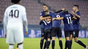 Champions, l'Atalanta dà spettacolo: capolavori di Gomez e Miranchuk