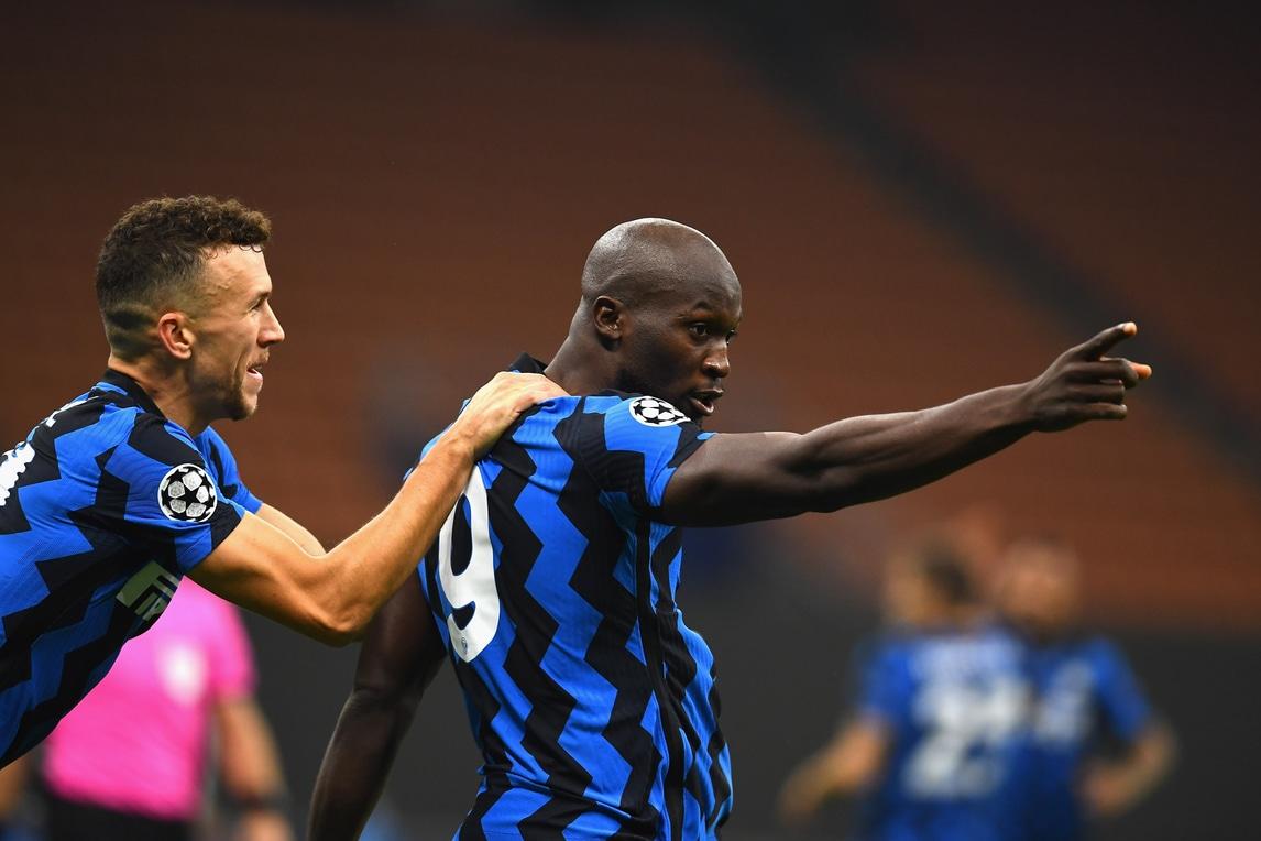 Lukaku è un leone: salva l'Inter contro il Borussia Mönchengladbach
