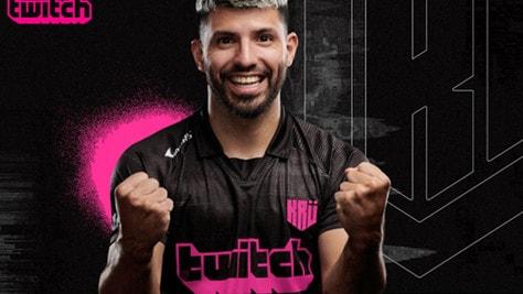 Anche Sergio Aguero entra nel mondo degli esport