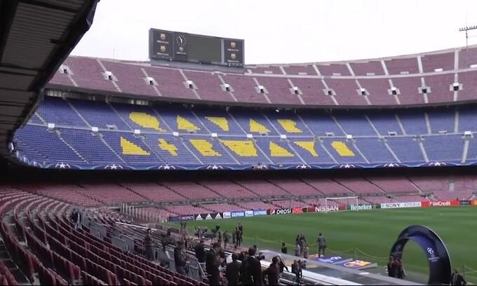 Barcellona-Juve con il pubblico?