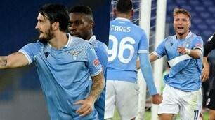 Lazio, che fatica con il Bologna! Ma Luis Alberto e Immobile sono super