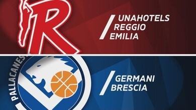 UNAHOTELS Reggio Emilia - Germani Brescia 83-67