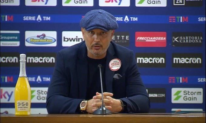 """Mihajlovic: """"Non mancano motivazioni, ma cattiveria"""""""