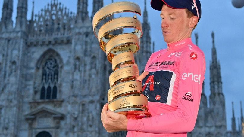 Hart vince il Giro d'Italia, battuto Hindley nella crono finale