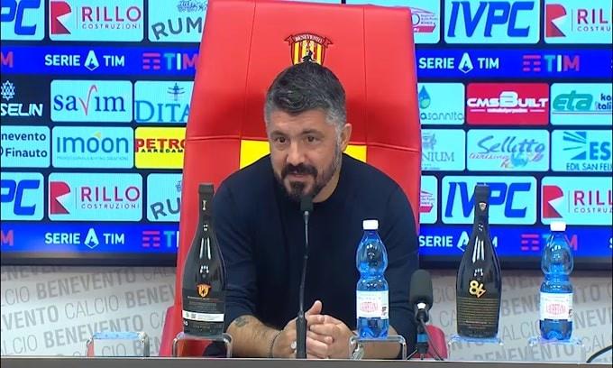 """Gattuso su Montipò in area: """"Non posso dire cosa ho pensato"""""""