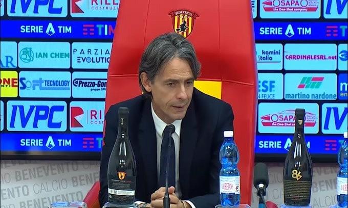 """Filippo Inzaghi: """"Spaventata una squadra da scudetto come il Napoli"""""""