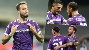 Un super Castrovilli trascina la Fiorentina: doppietta e assist!