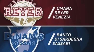 Campionato di Basket LBA Serie A 5a giornata 99-92