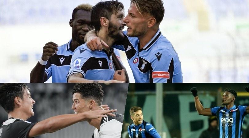Serie A, le migliori coppie d'attacco dal 2019/20: comandano due della Lazio