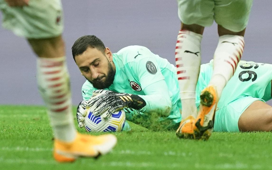 Gigio Donnarumma e Hauge positivi al Covid: Milan-Roma si gioca  regolarmente - Corriere dello Sport
