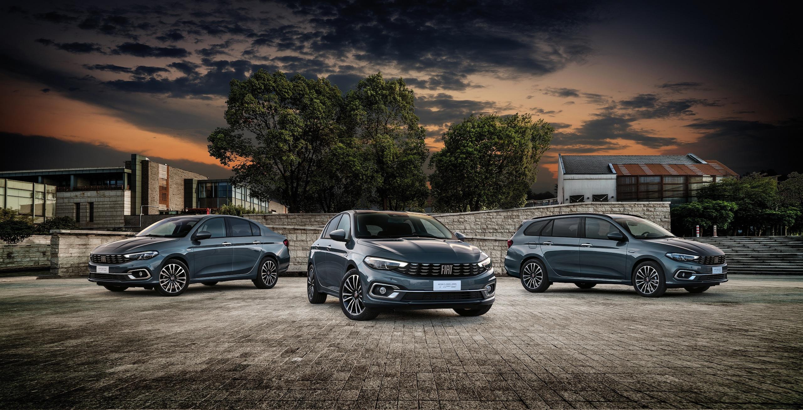 Nuova Fiat Tipo e Tipo Cross: nuovi motori, design e tanta tecnologia IMMAGINI