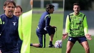 Lazio, Inzaghi caricai i suoi oltre l'emergenza. E Milinkovic è pronto…