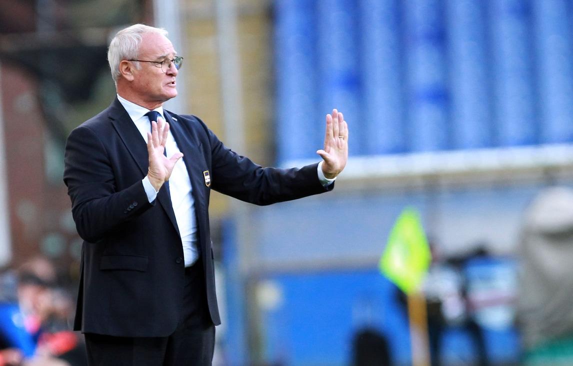 """Sampdoria, Ranieri: """"Buona partita di Keita. Silva? E' il solito faro"""""""
