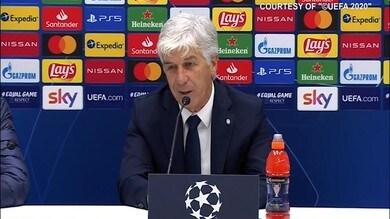 """Gasperini: """"Rigore Ajax? Molto generoso"""""""