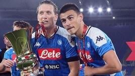 Napoli, Elmas e Zielinski tra i convocati per la Real Sociedad