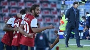 Coppa Italia, Faragò salva il Cagliari: Cremonese eliminata