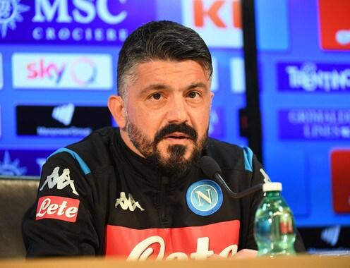 """Gattuso: """"Con l'Az mazzata incredibile. Serve un grande Napoli"""""""