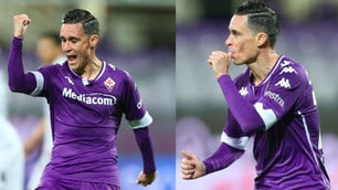 Callejon a segno in Coppa Italia: primo gol con la Fiorentina