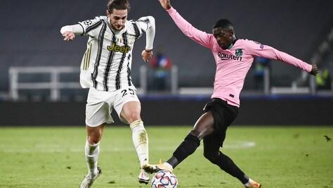 Juventus-Barcellona 0-2, il tabellino