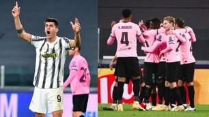Disperazione Morata, tre gol annullati: vince il Barcellona