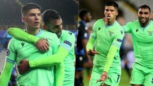 Lazio, Correa gol! Punto d'oro con il Bruges: è 1-1