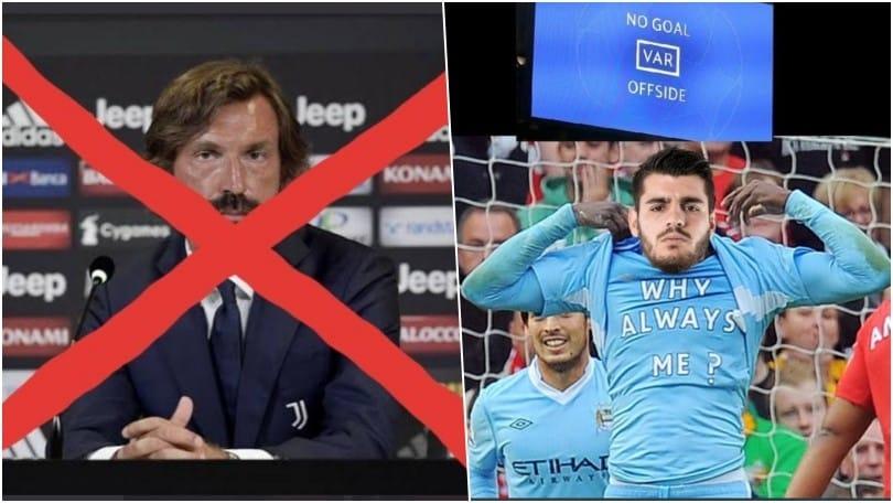 Juve ko con il Barcellona, i social si scatenano con ironia