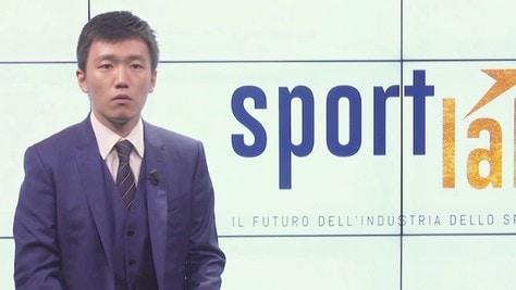 """Zhang: """"L'Inter deve vincere"""""""