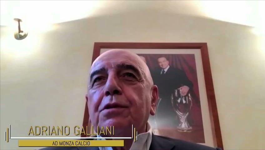 SportLab, intervista ad Adriano Galliani