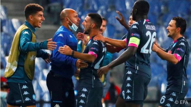 Europa League: vincono Napoli e Milan, pareggia la Roma