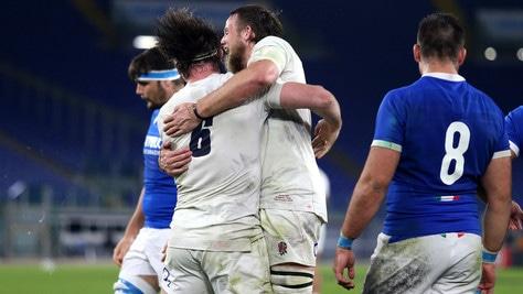 Sei Nazioni, l'Inghilterra batte l'Italia e vince il trofeo