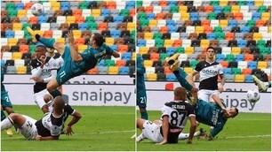 Ibrahimovic show, ecco la rovesciata della vittoria del Milan sull'Udinese
