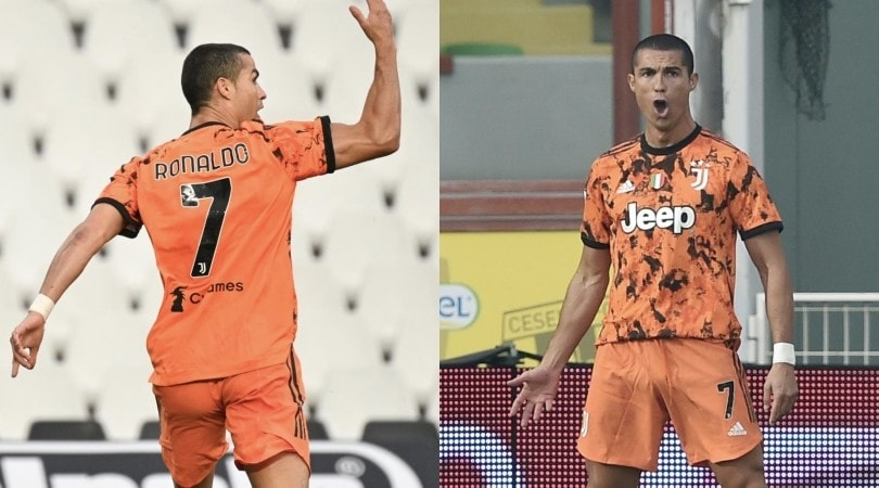 Cristiano Ronaldo, ritorno show: doppietta con cucchiaio nel poker della Juve