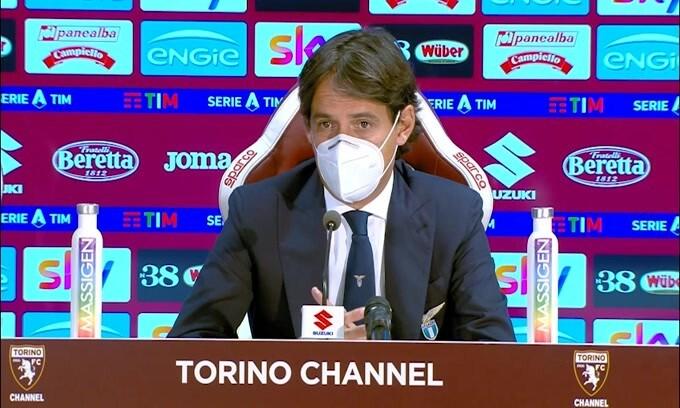 """Simone Inzaghi: """"Bravissimi a crederci"""""""